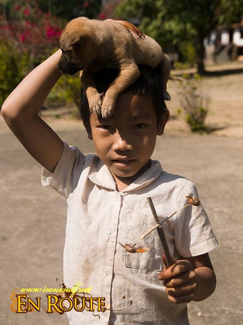 Wat Long Khun Dog Kid