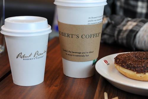 FinlandではRobert's Coffeeがメジャー