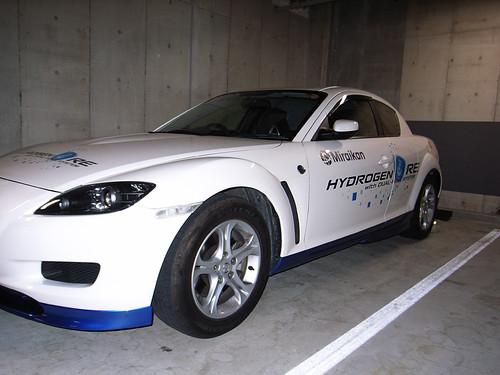 Mazda RX-8: Automovil Deportivo Japones