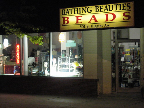 Bathing Beauties Beads