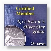 Richard's Silver Star Member