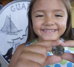 Guam Quarter launch