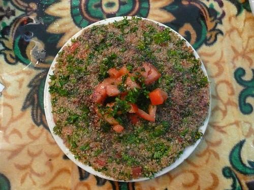 La Crave Vegetarian Kibbe