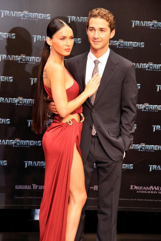 Transformers 2 sexy Megan Shia