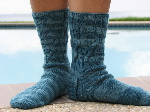 Well Traveled Socks