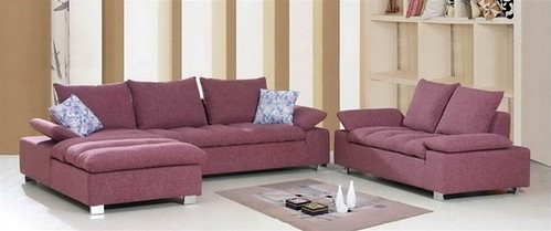 The Martino Microfiber Sectional S201A-SO