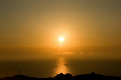 Santorini sunset (dewollewei) Tags: sunset perfect photographer santorini greece greekislands oia the theperfectphotographer