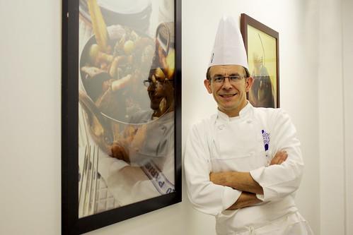 Chef Gilles Penot