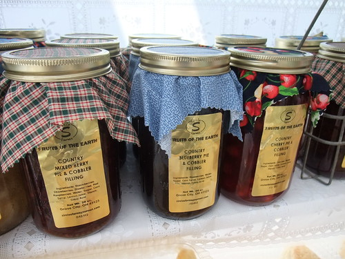 Canned Fillings from Circle S Farms