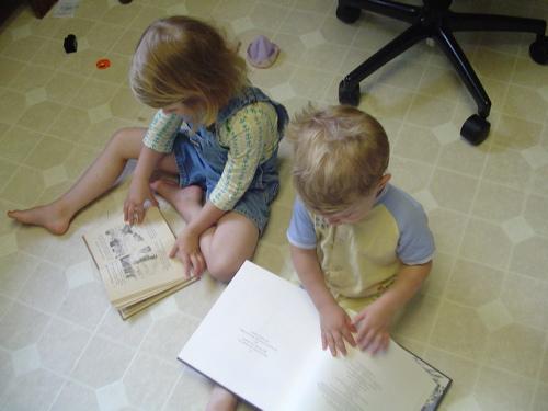 Little Readers 1