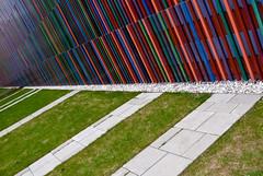 2009 - Avril - Balade seconde - Brandhorst ishikawa (Glu⚇n du net ⨀⊙') Tags: urban germany munich münchen bayern munchen allemagne mnchen brandhorst nikond80