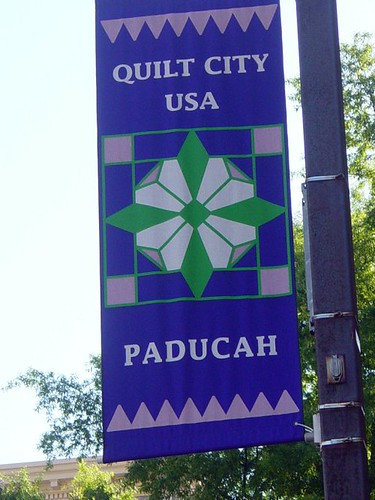 Paducah sign by hammskaren