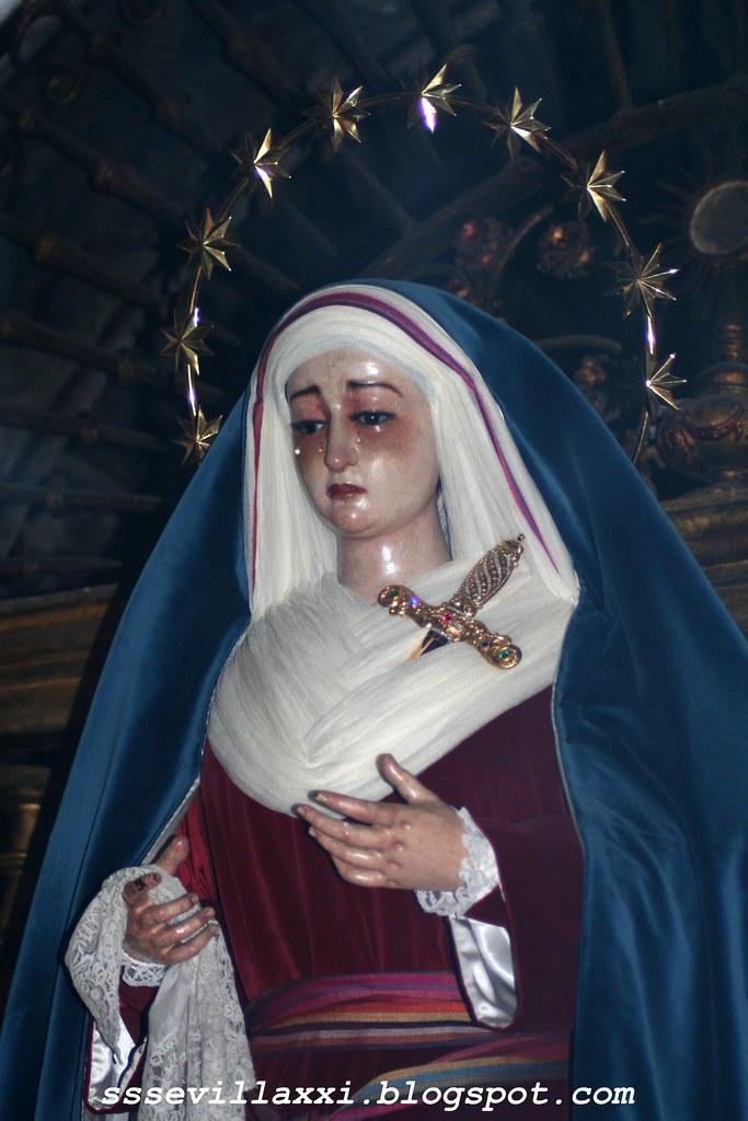 Nuestra Señora de la Soledad, Viernes de Dolores 2011