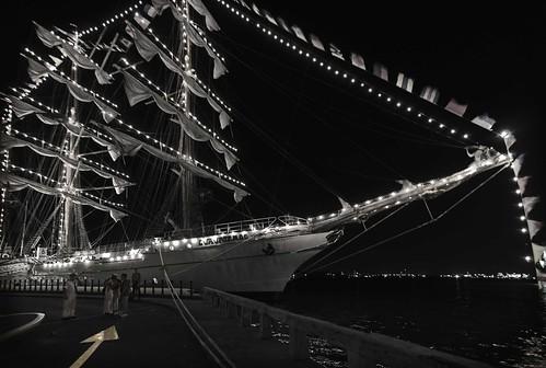 Phantom Boat by Rey Cuba