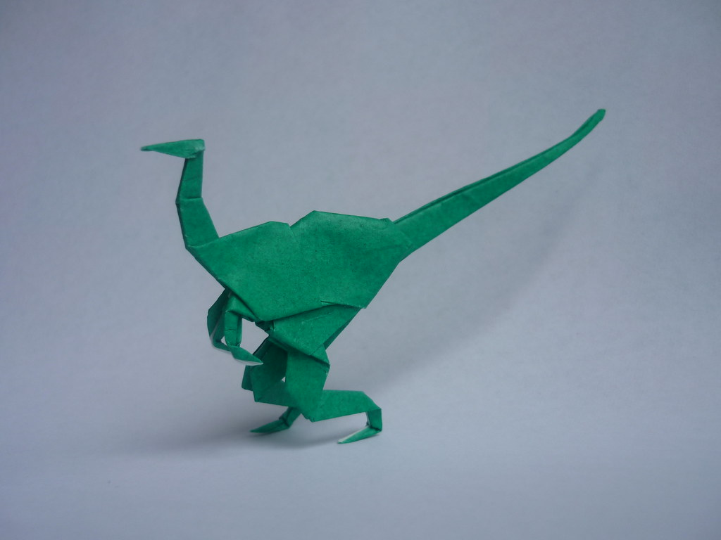 Ornithomimus, Ryan MacDonell