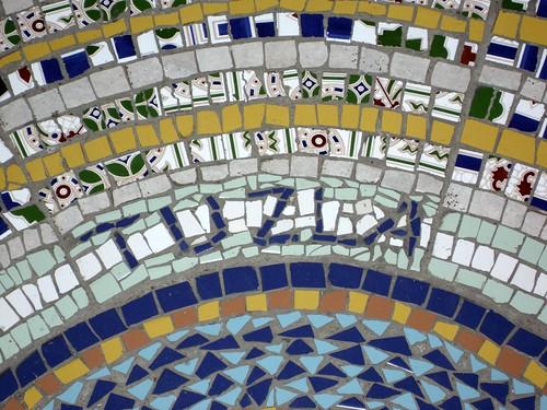 Tuzla in Mosaic