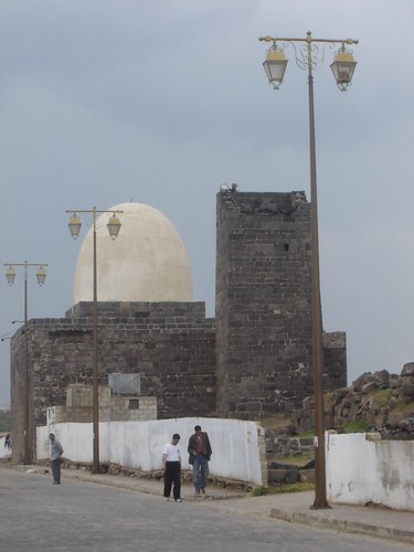 bosra mosque