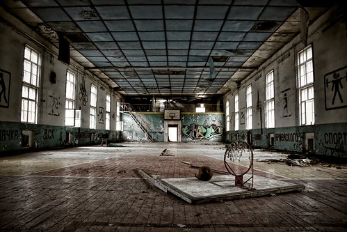 Darkstyle - Lost Place GER - Gym I