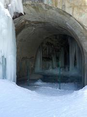 Icicle Cave (MalB) Tags: snow ski ice skiing tignes skitrip galaxyfame
