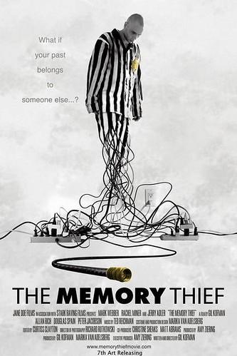 记忆窃贼/电影/优质海报展