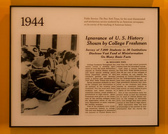 1944 Pulitzer Prize: College Freshmen Ignorant Of History