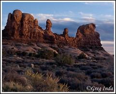 Rocky (Trefrog66) Tags: beautiful canon landscape utah nationalpark arches moab striking magnificent specland greginda