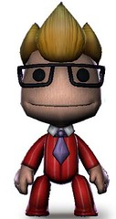 LittleBigPlanet characters Buzz