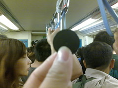 Bangkok Day 3: Taking the subway