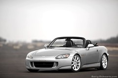 S2000 Meets 200/2 (Barry J. Schwartz) Tags: 2002 car honda nikon bokeh 200 f2 s2k s2000 afs digest 200mm hondas20