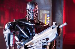 T-600 (Movie Mania) Tags: robots terminator t600 terminatorsalvation