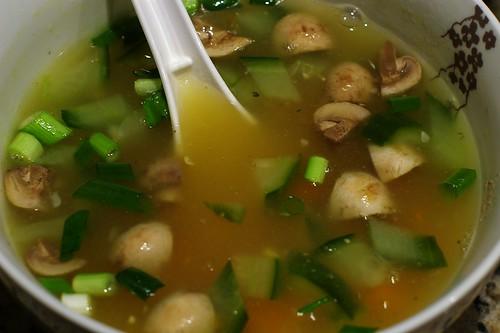 Dinner - 20090303