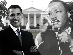 Barack Obama, Martin Luther King, White House ...