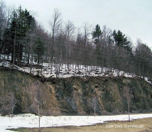 Hamilton Cliff