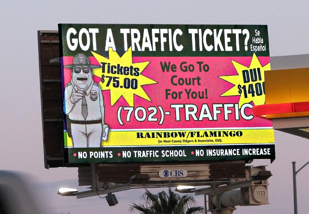 Las Vegas Billboard - 285
