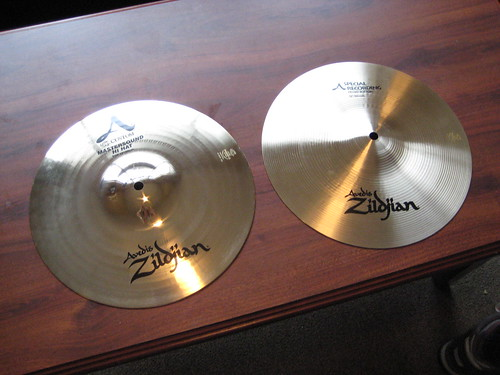 Zildjian 12in Hi-Hats Pair