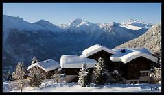 Switzerland in March (Monika Ostermann) Tags: winter vacation sun snow ski mountains alps monikaostermann