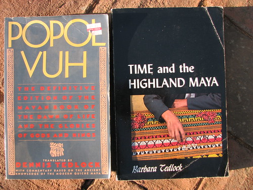 Books about the Maya