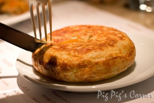 barrafina tortilla classic