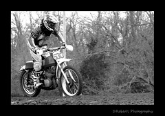 2313bw (DRoberts Photography) Tags: vintage motorcycle motocross supercross dortbike