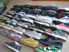 My June-Sept '08 Pick-ups. (gooey_wooey) Tags: nyc light usa paris london pool campus heineken 1 stash ross neon pigeon wheat id nike retro forbes size lazy clot 80s laser denim sunburst slate adidas 95 putty comet 90 sb airmax 87 3m clarkkent dunk gino prob griptape nikeid davewhite safetyorange holdtight jdsports jailbreaker bendrury
