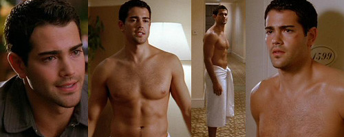 Jesse Metcalfe Shirtless