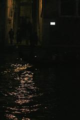 NOTTURNO VENEZIANO (fabiogis50) Tags: venice reflection water canal nightshot best venezia rs creativephoto abigfave betterthangood freedomhawk freedomhawkaward robertcapaaward