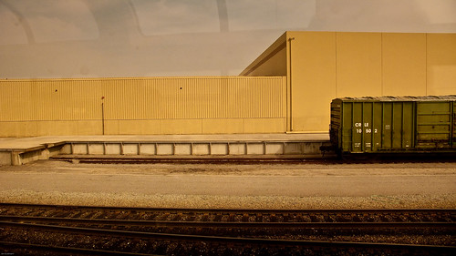 """A Loading Dock"""