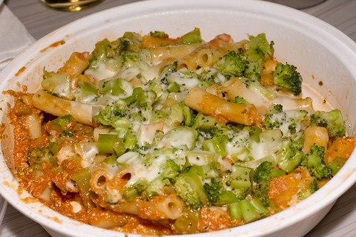 Ziti with Broccoli
