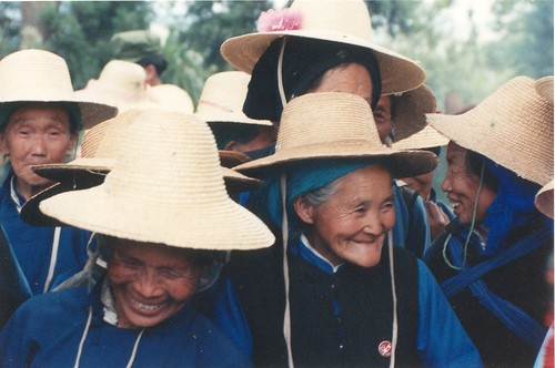 China 3 1990 Judy Parrott