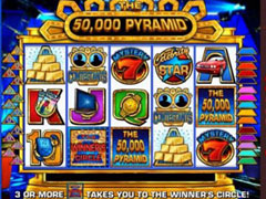 Virgin Casino 50,000 Pyramid