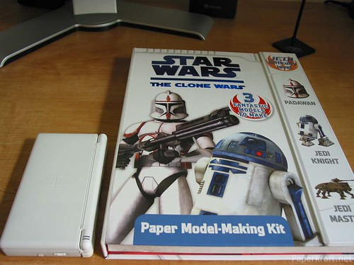 Star War Paper Model Kit 9f