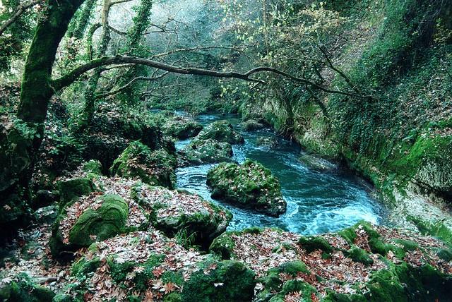Ήπειρος - Ιωάννινα - Δήμος Μολοσσών Θεογέφυρο