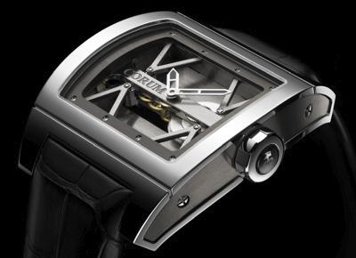 CORUM: Ti-Bridge - A contemporary line for a new era