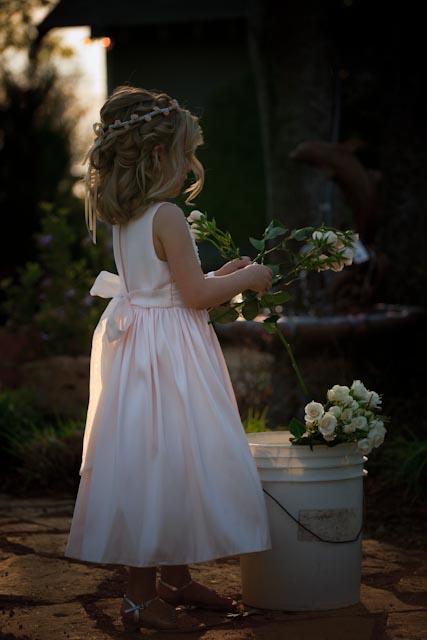 Preparing for a Wedding